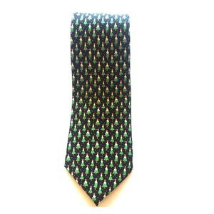 Jos A Bank Christmas tie by The Miracle Collection